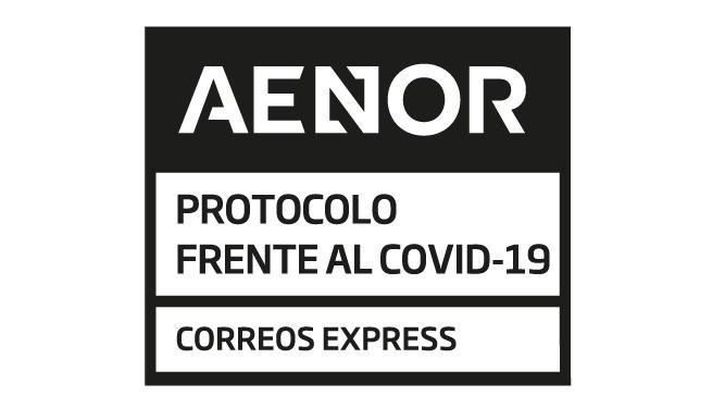 Correos Express obtiene la certificación de AENOR por su protocolo de actuación frente a la Covid-19