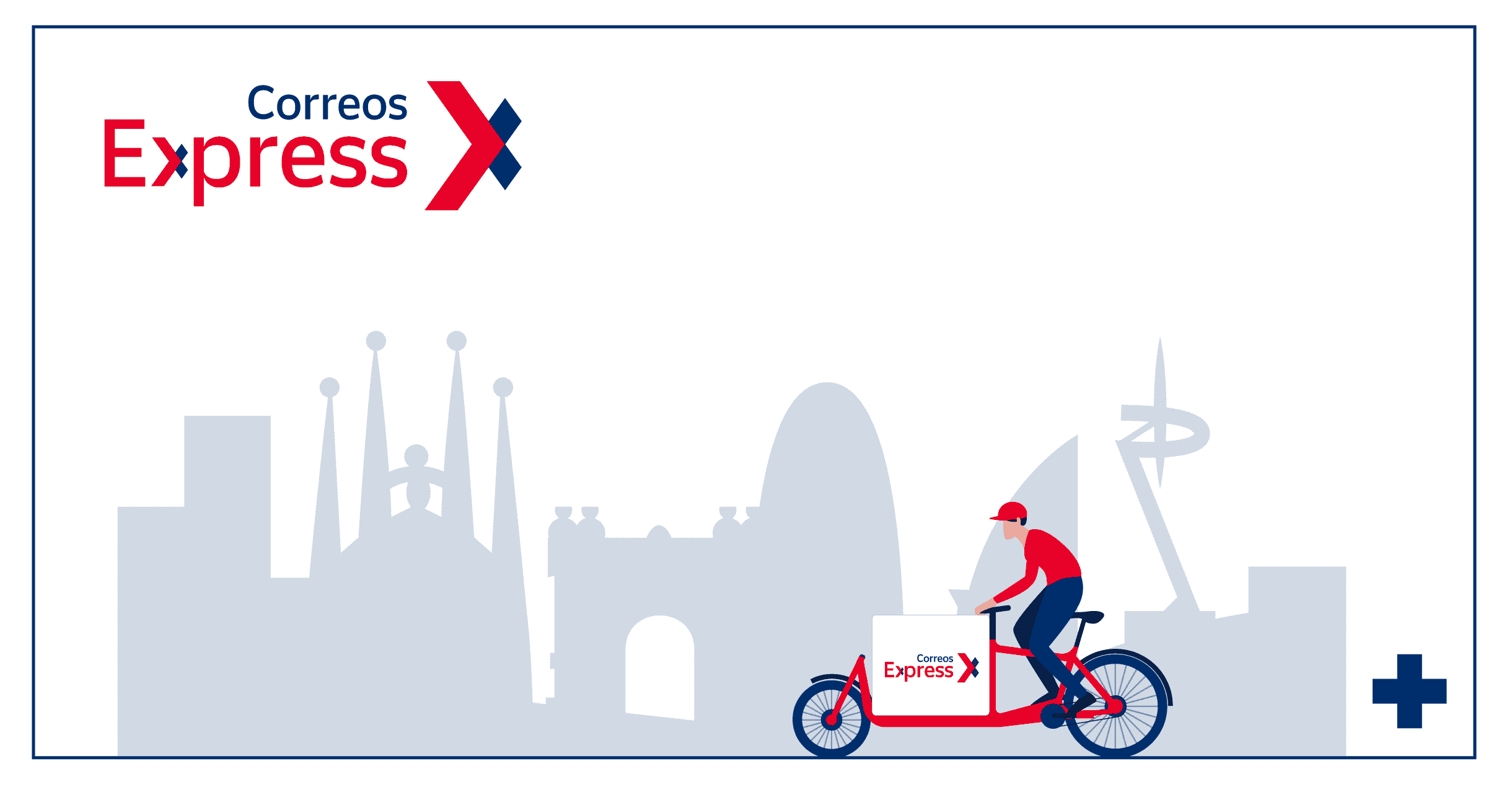 Correos Express, socio logístico y patrocinador principal de la 100ª Volta Ciclista a Catalunya
