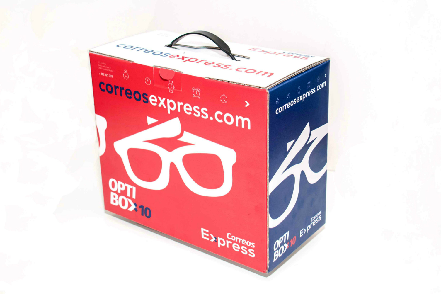 Correos Express lanza dos nuevos productos destinados al sector óptico y audiológico