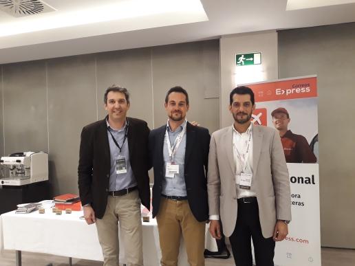 Correos Express participa en La Neurona -ADN Pymes de Pamplona