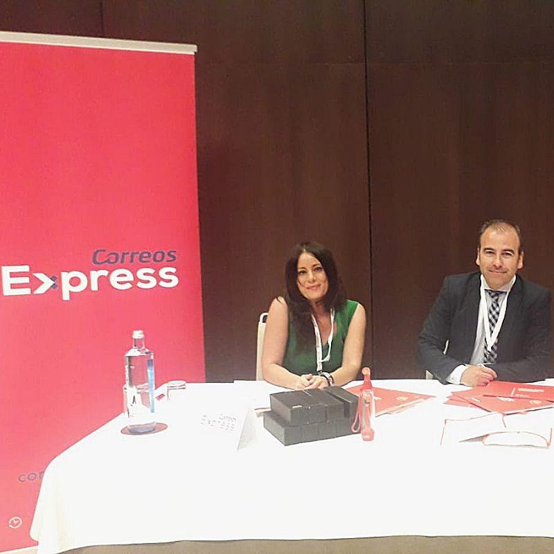 Correos Express participa en La Neurona -ADN Pymes de Sevilla