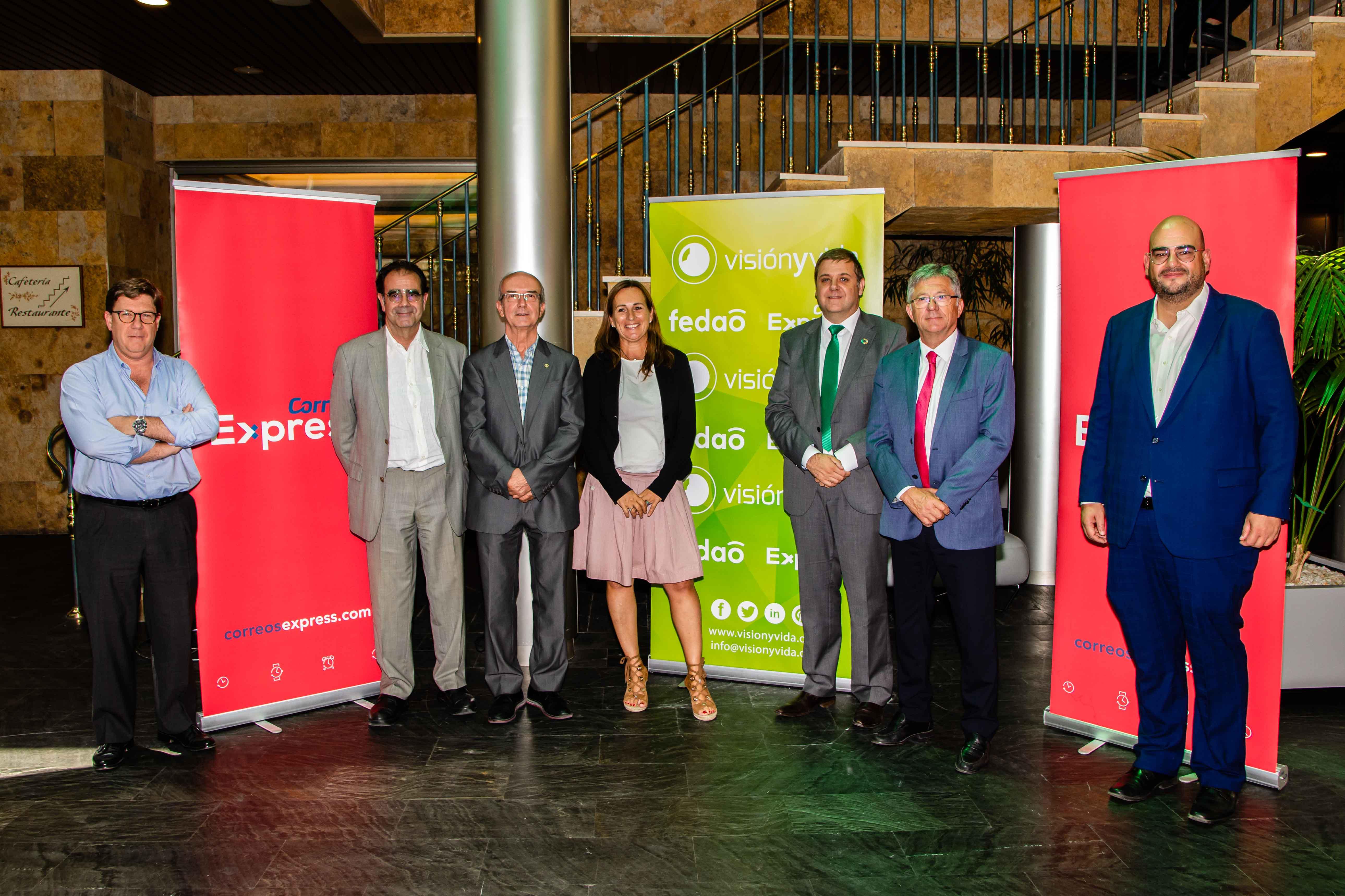 Correos Express se consolida como líder en paquetería urgente para el sector de la óptica