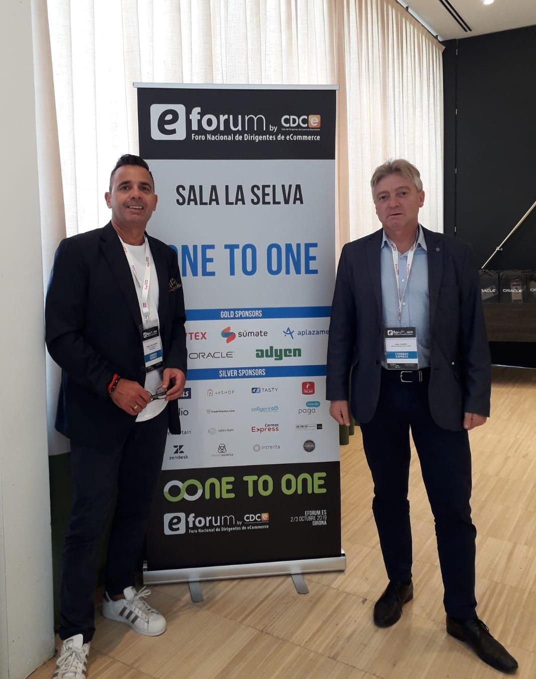 En Correos Express participamos en el eForum de Gerona: el IV Foro Nacional de Dirigentes del eCommerce
