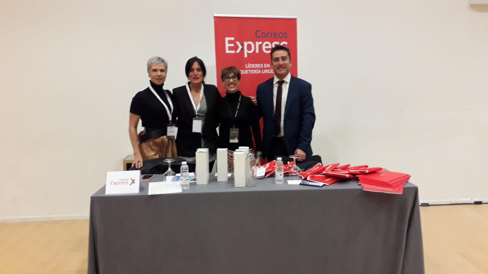 Correos Express participa en el ADN Pymes de Logroño