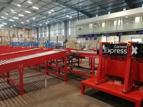 Correos Express Portugal prevé acabar el año con una facturación cercana a los 27 millones de euros