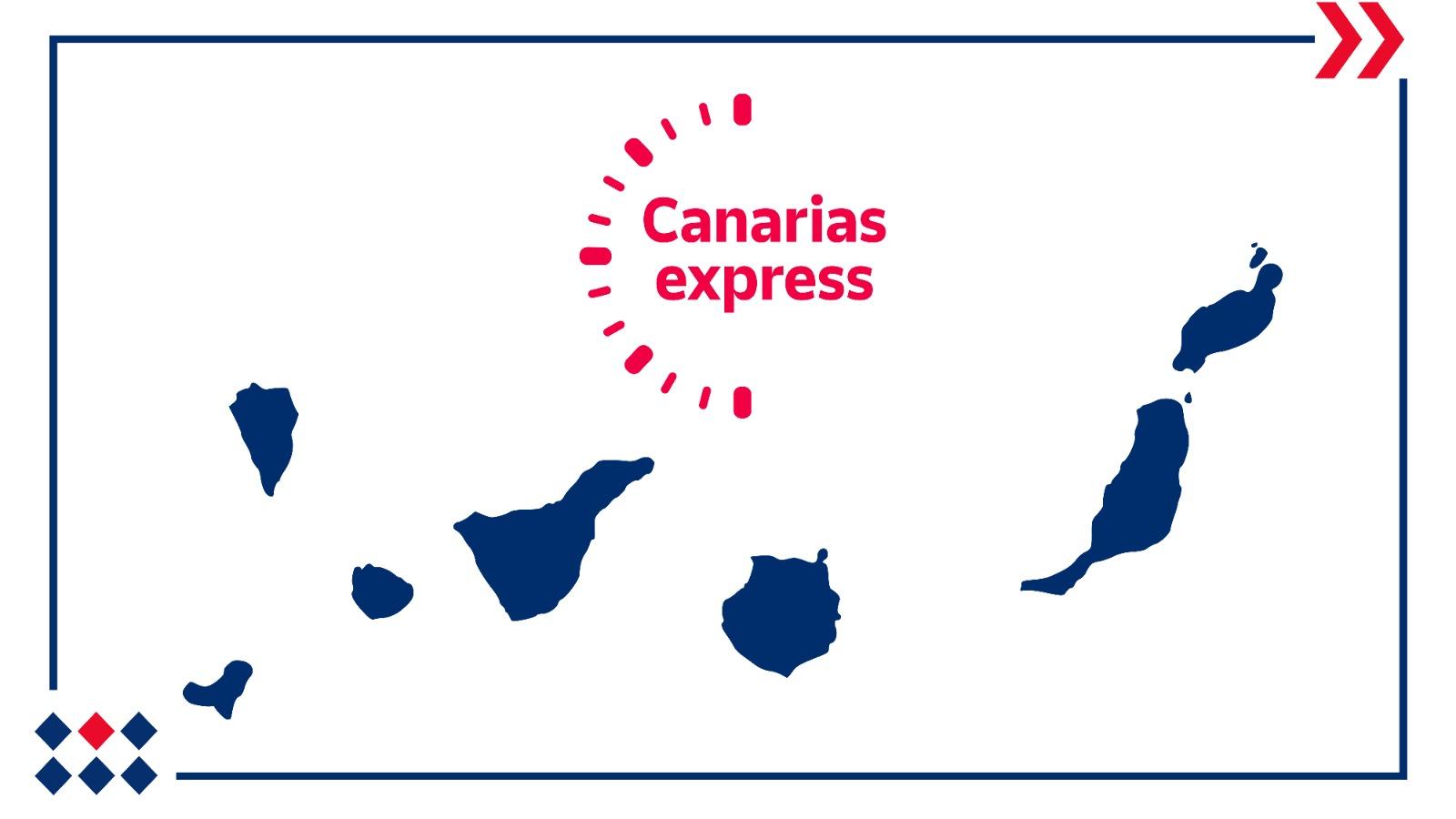 Correos Express lanza su servicio de paquetería urgente en las oficinas de Correos de las Islas Canarias