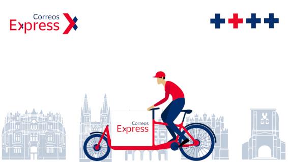 Correos Express refuerza su apuesta por el deporte como logística oficial y patrocinador principal de la XLII Vuelta a Burgos